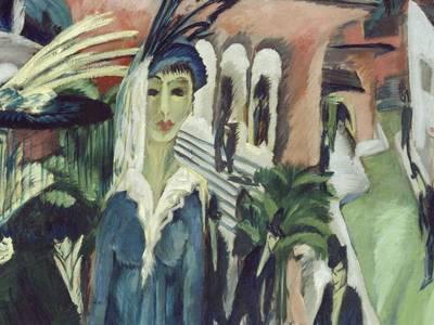 Ernst Ludwig Kirchner, Potsdamer Platz