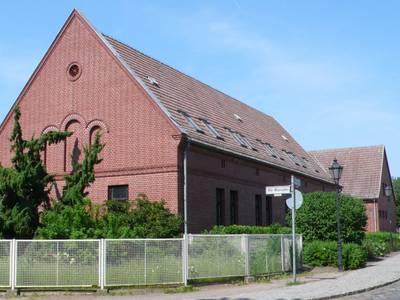 Bezirksmuseum Marzahn-Hellersdorf, Haus 2, Alt-Marzahn 55