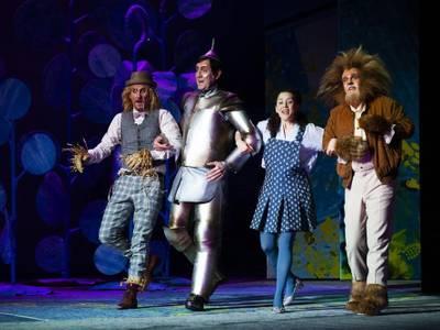Der Zauberer von Oz – Jaro Suffner