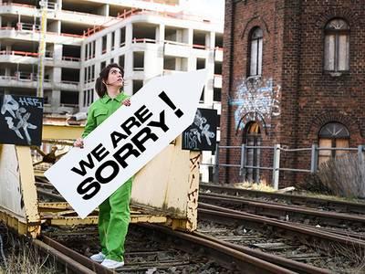 1km² Berlin - Akt I: We are sorry!