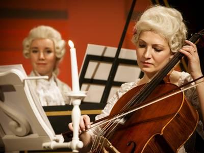 Harfenklänge zur Weihnacht – Marianne Boettcher und Domenica Reetz