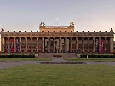 Museumsinsel Berlin, Altes Museum