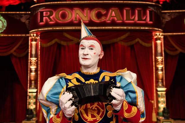Zirkus Roncalli Köln 2021