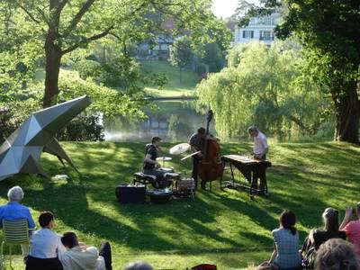 Konzert Dell Lillinger Westergaard, Haus am Waldsee – Konzert Dell Lillinger Westergaard, Haus am Waldsee
