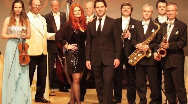 Salon-Orchester Berlin: Neujahrskonzert