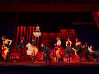 Vorhang auf für Cyrano, Spaß
