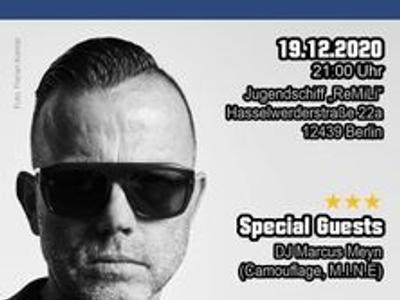 Depeche Mode: Weihnachtsparty – Marcus Meyn