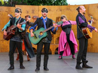 Globe Berlin / Romeo & Juliet