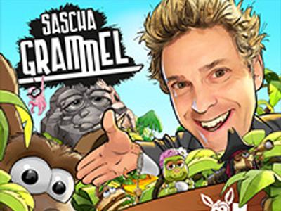 Sascha Grammel: Fast Fertig!