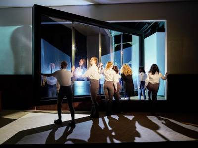 Der Plan von der Abschaffung des Dunkels – Arno Declair