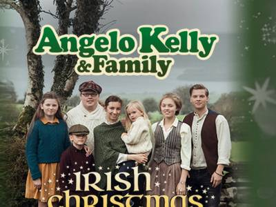 Irish Christmas Tour 2020 – Angelo Kelly und Family