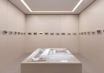 Inhaftiert in Hohenschönhausen, Prolog der Ausstellung – Inhaftiert in Hohenschönhausen, Prolog der Ausstellung © Luise Wagener