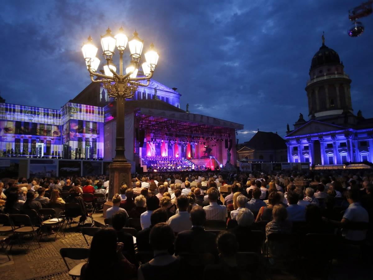 Berlin Konzerte 2021