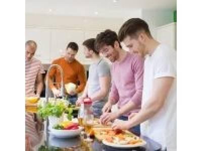Teen-Kochkurs: Teens kochen cool!