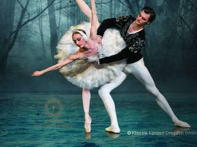 Schwanensee mit Orchester – Russisches Ballettfestival