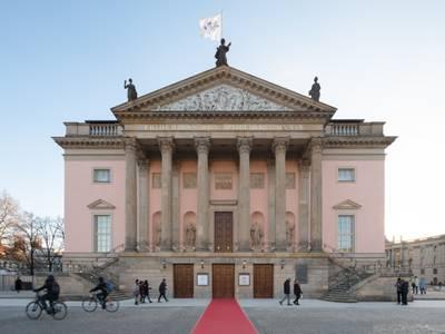 Staatsoper Unter den Linden - Außenansicht – Staatsoper Unter den Linden - Außenansicht
