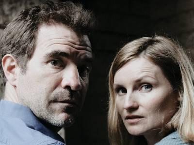 Bruchlinien (Onlinezugang) - Uraufführung – Melissa Anna Schmidt und Urs Fabian Winiger