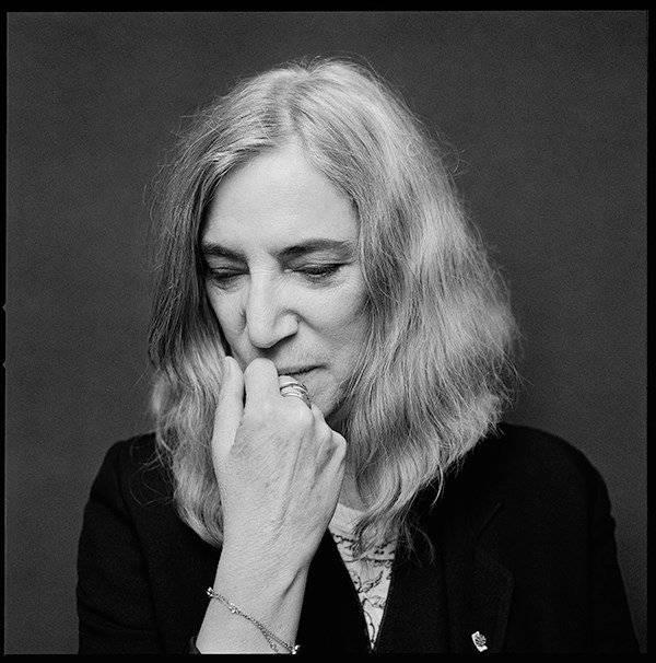 Patti Smith Berlin 2021