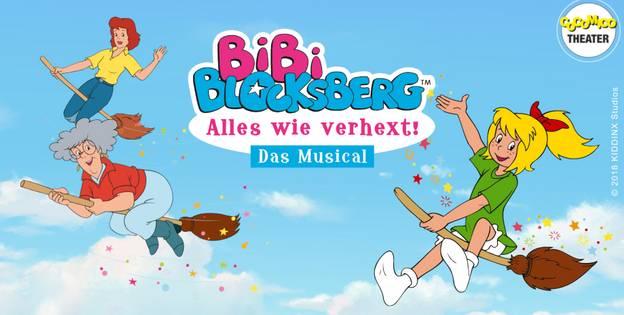 Bibi Blocksberg - Alles wie verhext! - Das Musical