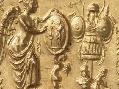 Abukir, Griechenland, 1. Hälfte 3. Jh. n. Chr.