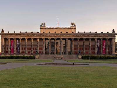 Museumsinsel Berlin, Altes Museum