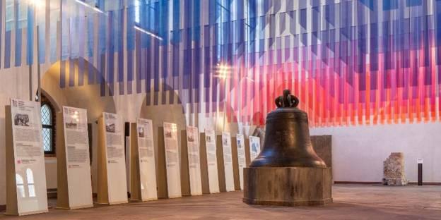 """Inszenierung in der Großen Halle des Märkischen Museums im Rahmen der Ausstellung """"Chaos & Aufbruch – Berlin 1920 2020"""""""