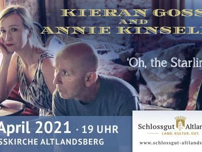 Irish Folk – Kieran Goss and Annie Kinsella