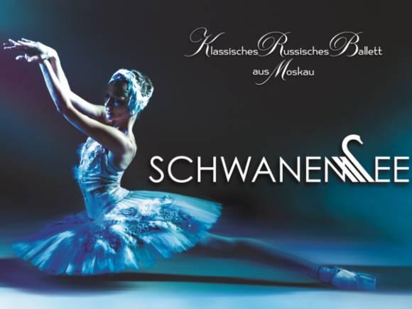 Schwanensee - Klassisches Russisches Ballett aus Moskau