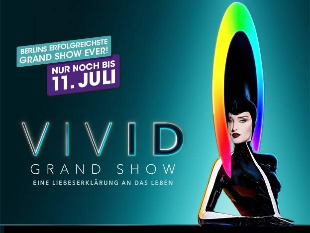 Friedrichstadt Palast Vivid Grand Show 24 01 2021 15 30 Friedrichstadt Palast Berlin De