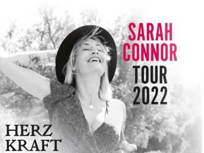Sarah Connor - Herz Kraft Werke – Sommertour 2021/2022