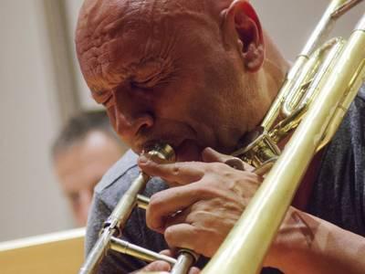 Geoffroy de Masure bei Jazz im MIM – Geoffroy de Masure bei Jazz im MIM