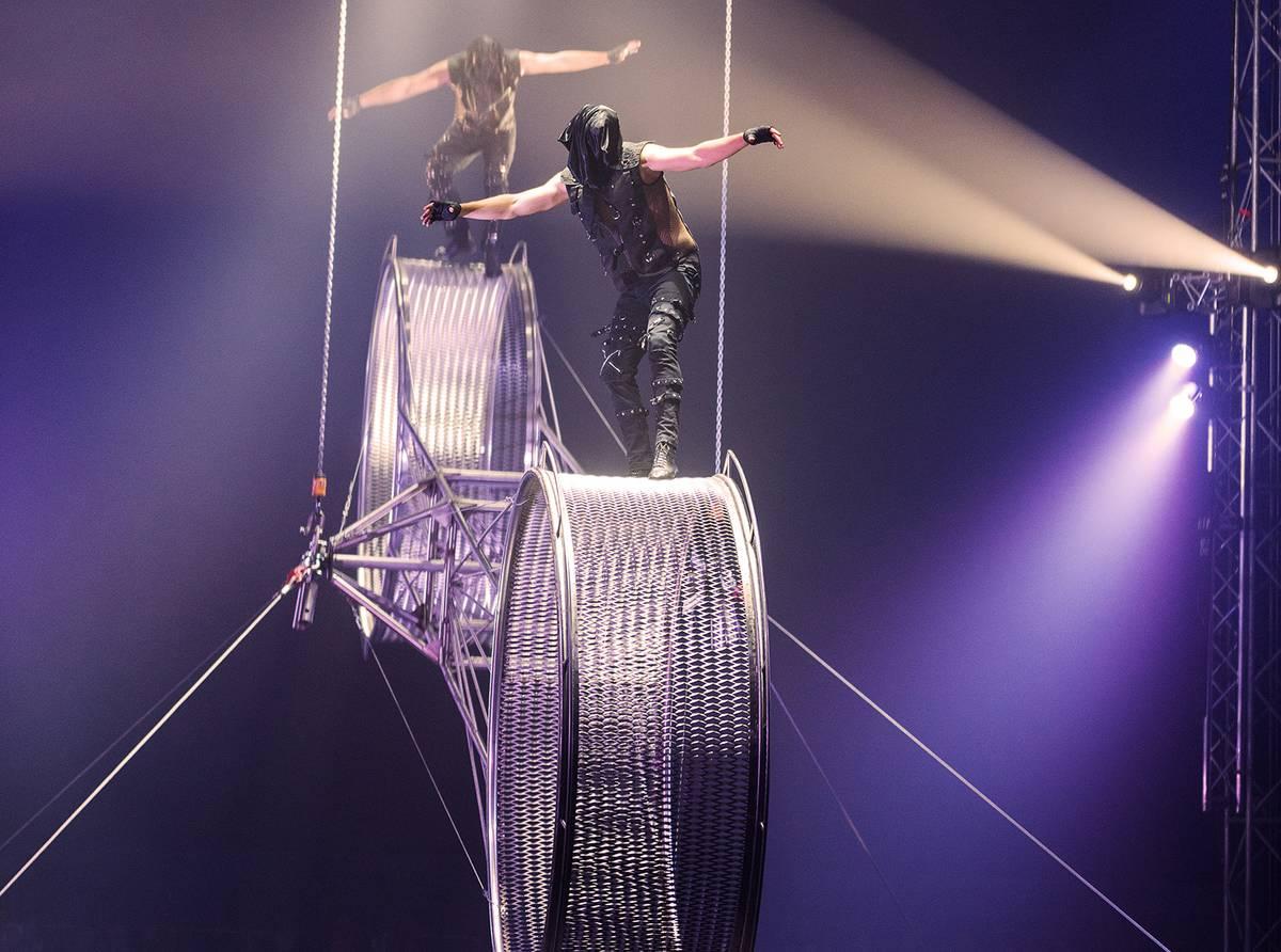 Zirkus Berlin 2021